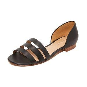 🎀NWOB🎀 Madewell Leila Leather Sandals